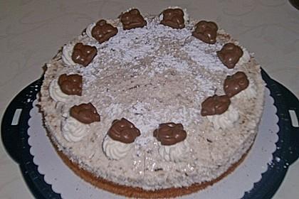 Birnen - Schokoladen Torte 15
