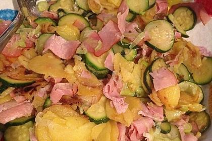 Bratkartoffel-Salat 4