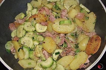 Bratkartoffel-Salat 2