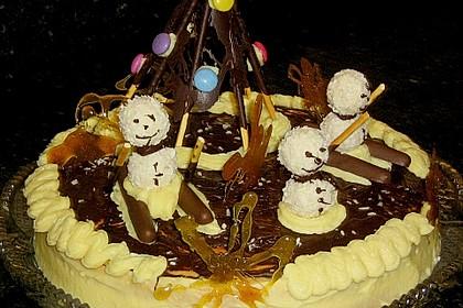 Mikado - Torte 16