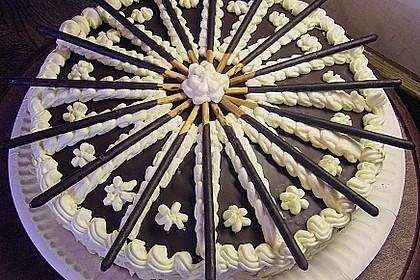 Mikado - Torte 2