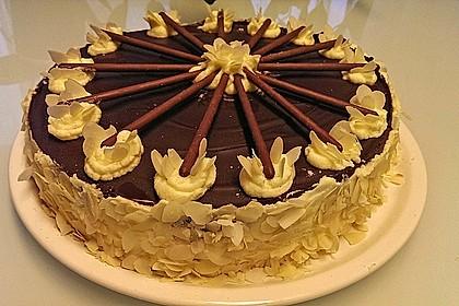 Mikado - Torte 1