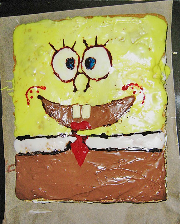 spongebob einfache mohrenkopftorte rezept mit bild. Black Bedroom Furniture Sets. Home Design Ideas