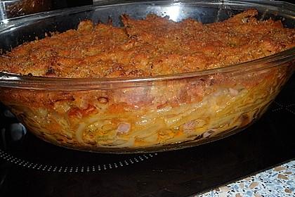 Bajan Maccaroni Pie
