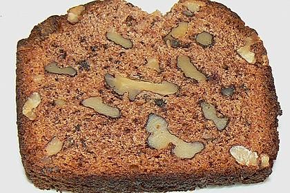 Dattel - Walnuss - Brot