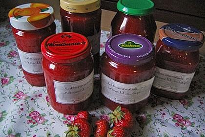 Erdbeer - Kokos - Marmelade 5