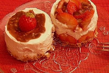 Erdbeer - Karamell - Torte 22