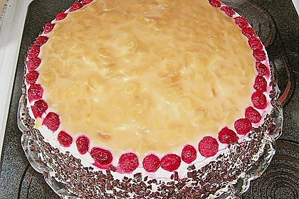Erdbeer - Karamell - Torte 20