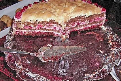 Erdbeer - Karamell - Torte 36