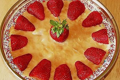 Erdbeer - Karamell - Torte 7