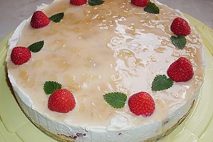 Erdbeer - Karamell - Torte 5