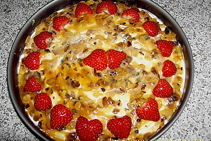 Erdbeer - Karamell - Torte 18