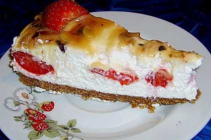 Erdbeer - Karamell - Torte 29