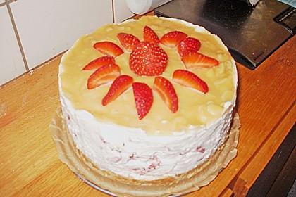 Erdbeer - Karamell - Torte 31