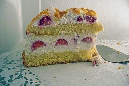 Erdbeer - Karamell - Torte 39