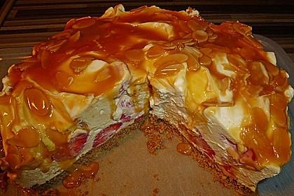 Erdbeer - Karamell - Torte 21