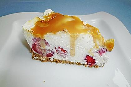 Erdbeer - Karamell - Torte 9