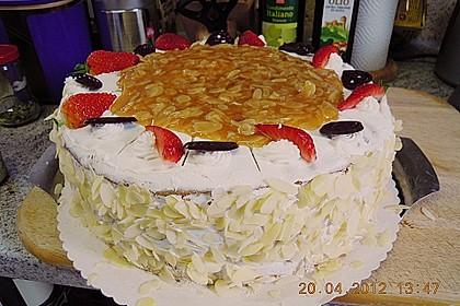 Erdbeer - Karamell - Torte 13