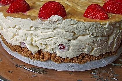 Erdbeer - Karamell - Torte 17