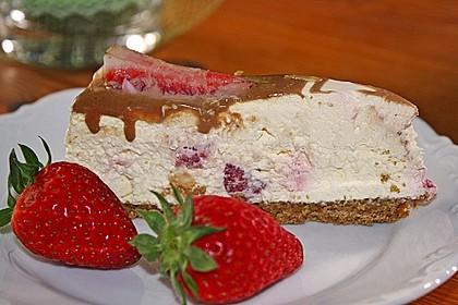 Erdbeer - Karamell - Torte 2