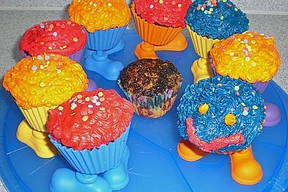 Mohn - Muffins 1