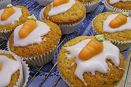 Rübli - Muffins 8
