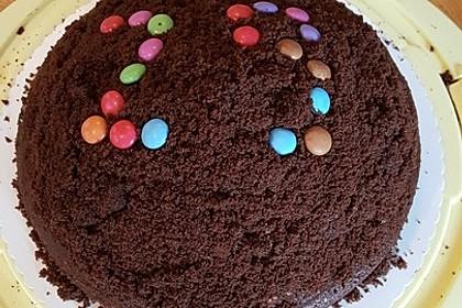 schokoladen blechkuchen von lucynoosa