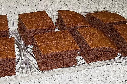 schokoladen blechkuchen rezept mit bild von lucynoosa. Black Bedroom Furniture Sets. Home Design Ideas