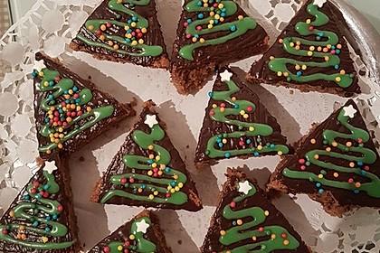 Schokoladen - Blechkuchen 4
