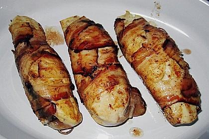 Hühnerbrust mit Pflaumenfüllung 1