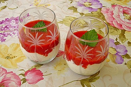Erdbeer - Trifle 3