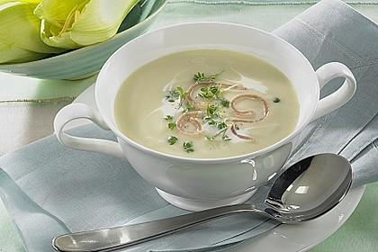 Blumenkohl - Creme - Suppe