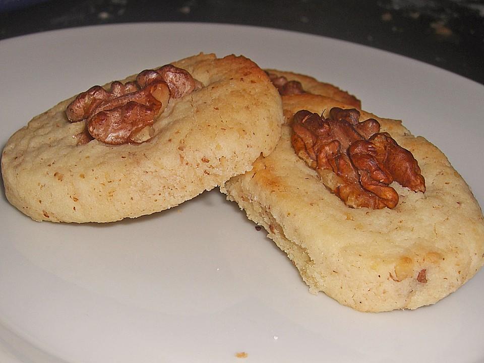 Pecan - Cream - Cheese - Cookies (Rezept mit Bild) | Chefkoch.de