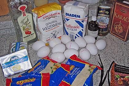Baumkuchen mit Tonkabohnen 9