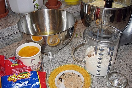 Baumkuchen mit Tonkabohnen 8