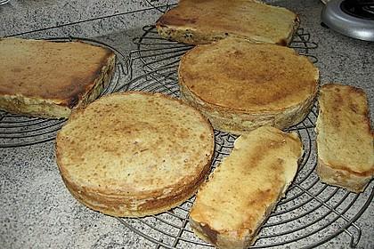 Baumkuchen mit Tonkabohnen