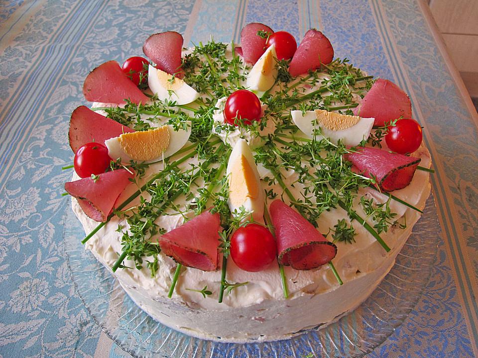 Kuchen deftig rezept