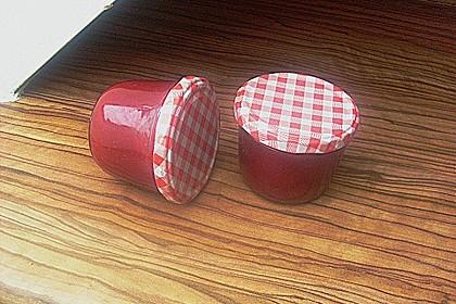 Erdbeermarmelade mit Kokosmilch 21