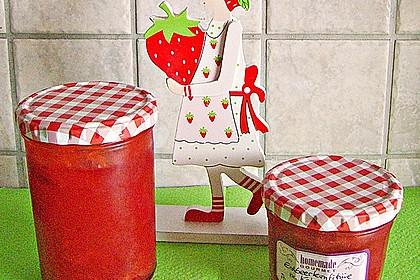 Erdbeermarmelade mit Kokosmilch 6