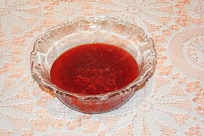 Erdbeermarmelade mit Kokosmilch 19