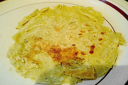 Kichererbsen - Pfannkuchen 17