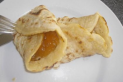 Kichererbsen - Pfannkuchen 4