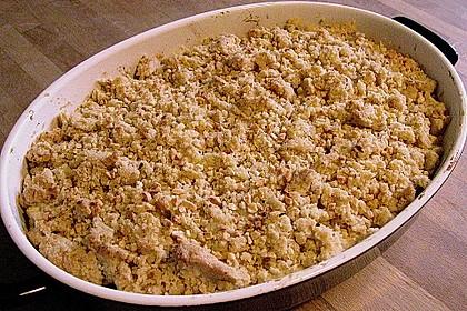 Apfel - Birnen - Crumble 5