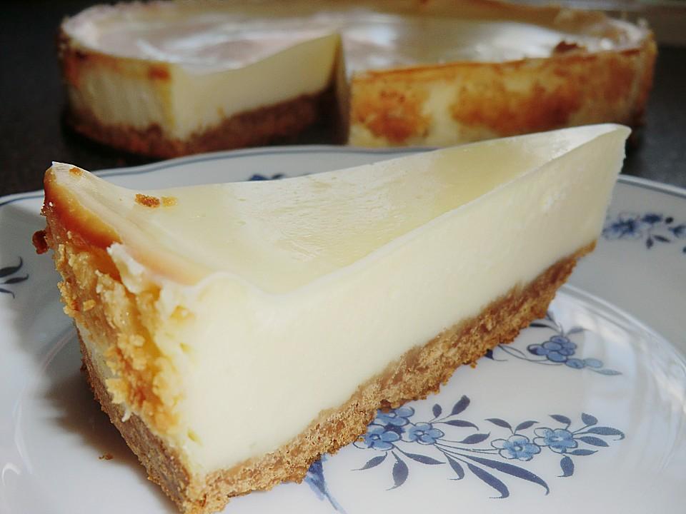 Cheesecake: Käsekuchen besonders cremig: Macht Mama stolz | Chefkoch.de