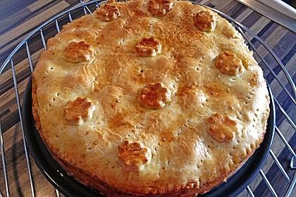 Apfelkuchen gedeckt 15