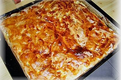Apfelkuchen gedeckt 77