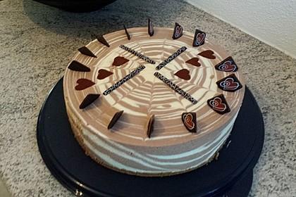Zebra - Torte 3