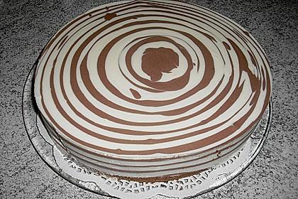Zebra - Torte 80