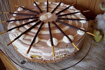 Zebra - Torte 108