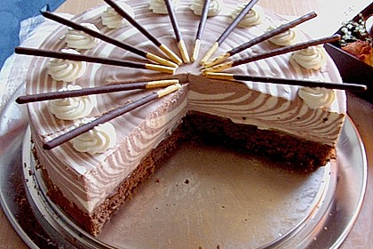 Zebra - Torte 65